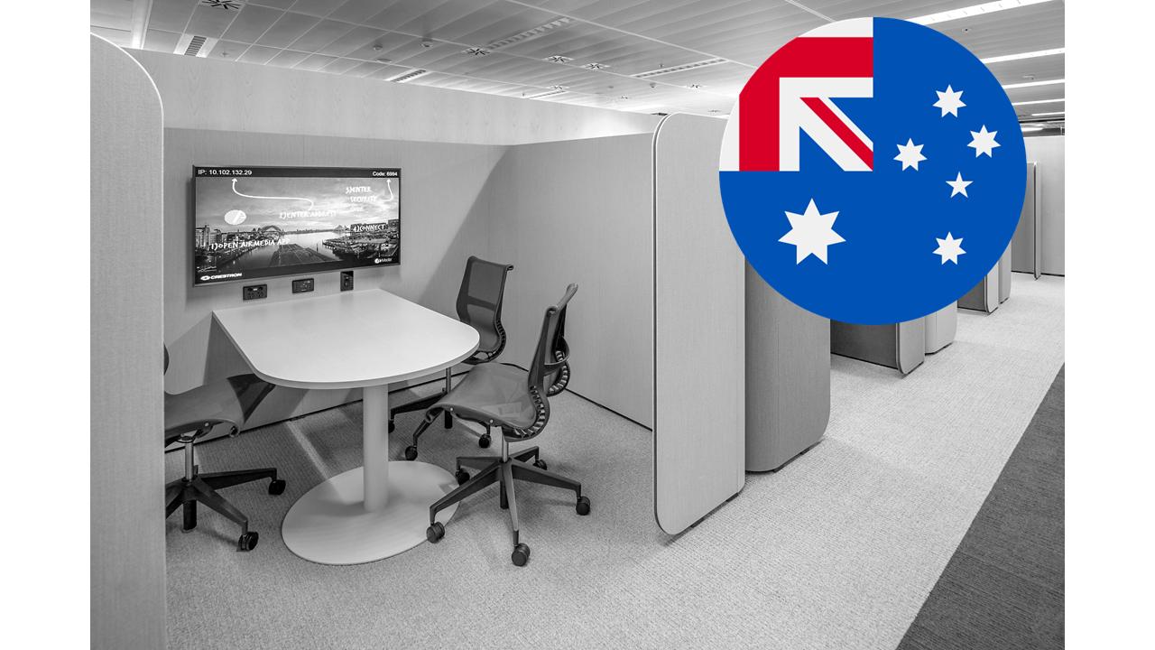 Australia - Hong Kong Room Image