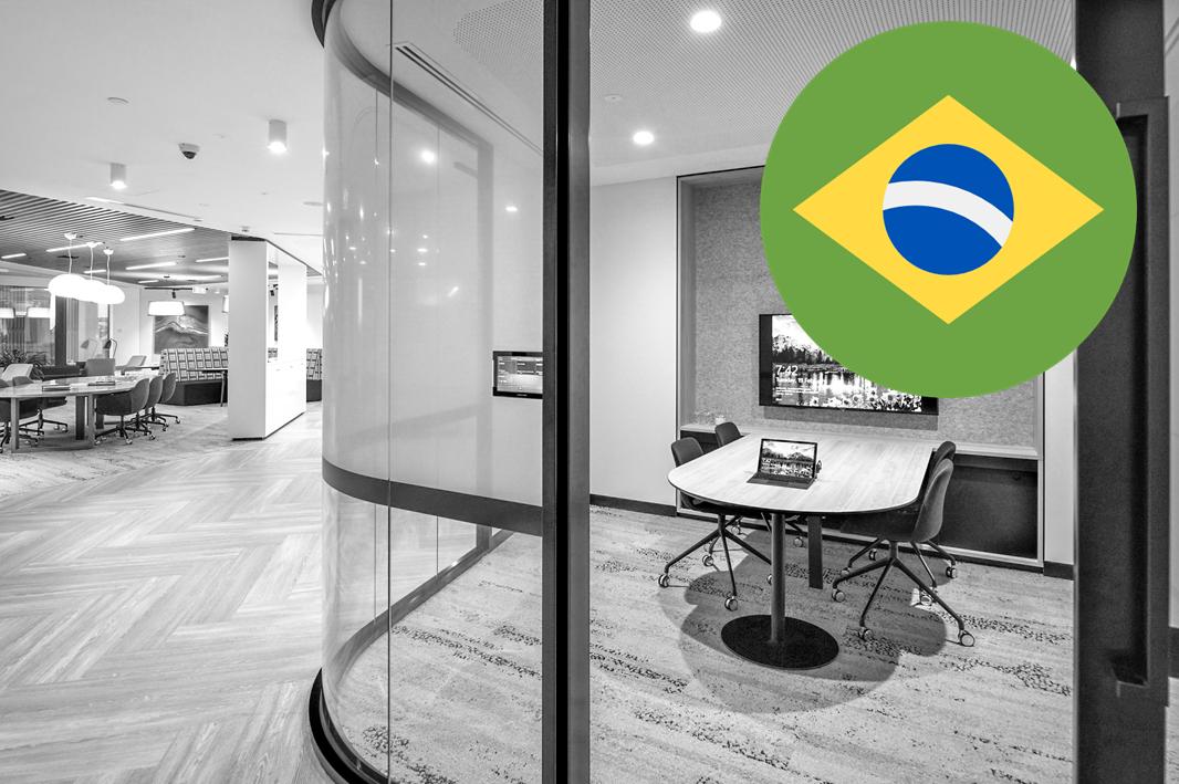 Brazil - Hong Kong Room Image